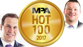 MPA Names Mat Ishbia and Shaun Groves to 2017 Hot 100 List