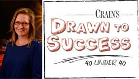 Crain's 40 Under 40 Honors UWM's Laura Lawson