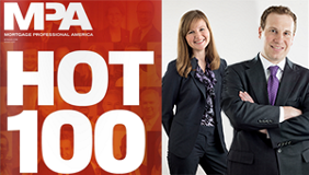 2016 Mortgage Professional America Hot 100