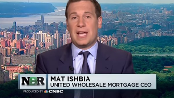 Mat Ishbia: With ARMs, low down payment programs trending, use a mortgage broker