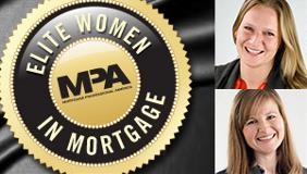 SVP, Marketing, Laura Lawson and SVP, Underwriting, Melinda Wilner named among Mortgage Professional America's 'Elite Women in Mortgage'