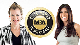 Kirstin Hammond and Barbara Yolles Named Elite Women in Mortgage 2015 by Mortgage Professional America