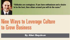 EVP, UWM Sales, Allen Beydoun Explores Nine Ways to Leverage Culture to Grow Business